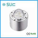 La vendita calda 3W 12V si dirige l'indicatore luminoso della parete di alta qualità RGB/White dell'indicatore luminoso della parete del LED (SLB-17)