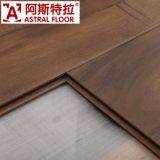 高品質の屋内積層のフロアーリング(U溝)