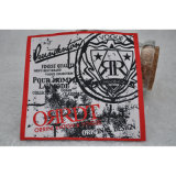 Softly Cotton Woven Labels Inside with Garment Fabric