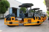 Jm908h 8トンの完全な油圧振動のタイヤの道のコンパクター