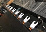 Cadre de contrôle du couteau 1530 de commande numérique par ordinateur d'Atc de travail du bois de combinaison pour l'axe de la commande numérique par ordinateur 4