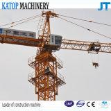 Qtz50 gru a torre di modello di serie Tc4810-4 con capienza di caricamento 4t