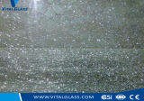 Givré/Crackled Ice/Ice Crash Laminated Glass pour Decoration