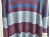 maglione del pullover modellato collo rotondo 100%Cotton per gli uomini