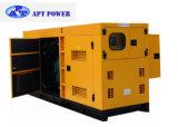 350kVA protègent les groupes électrogènes diesel amortis pour l'usage en attente