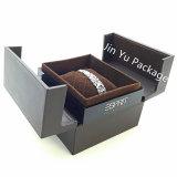 Коробка индикации ювелирных изделий подарка ювелирных изделий тавра Jy-Jb178 пластичная кожаный
