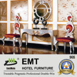 Tableau de console de meubles de Public-Secteur d'hôtel et chaise artistiques (EMT-CA23)