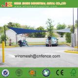 Voile extérieure d'ombre de réseau de parasol de Véhicule-Stationnement