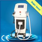 Preço de fábrica! Máquina da remoção do cabelo da máquina do RF da cavitação do IPL/rejuvenescimento da pele/remoção do Freckle