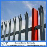 Galvanisiertes Stahlsicherheitpalisade-Fechten