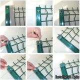 3D Security Wire Mesh Fence, Triangle Bending Fence