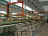 Equipamento do chapeamento do zinco/planta alcalina ou ácida do chapeamento