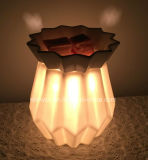 Het elektrische Doorzichtige Verwarmingstoestel van de Lamp van de Geur met Ver Controlemechanisme