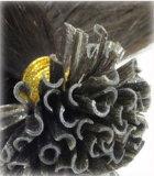 釘の先端Uの先端のRemy Brazlianの人間の毛髪の拡張