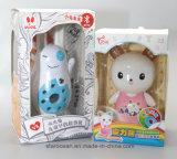 Cadre d'empaquetage en plastique pour la couverture d'ampoule de jouets