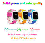Kids Tracker Watch com GPS + Lbs Dual Position (Y7)