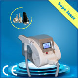 Gebildet in China Nd YAG Laser Tattoo Removal/Eyebrow Removal/Skin Rejuvenation Machine/ND: YAG Laser
