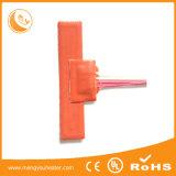 Calefator de faixa profissional do silicone do produto para a impressora de 300X300 3D
