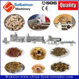 Katze-Nahrungsmittel-/Hundenahrungsmittelstrangpresßling-Maschine
