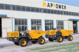место Dumper 3.0ton Front Wheeled с 180 степень Swiving Bucket