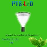 Lumière extérieure de jardin d'IP 65 45W DEL avec du ce