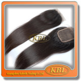 Brasilianisches Großhandelssilk Base Lace Closures für Black Women