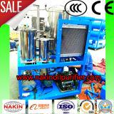 Machine de filtration d'huile de cuisine de vide d'acier inoxydable, système de purification de pétrole