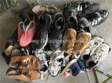 De hete Toevallige Schoenen Usedshoes van de Schoenen van het Canvas van de Mensen van de Verkoop Klassieke (fcd-005)