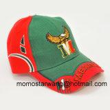 Чисто бейсбольная кепка хлопка с логосом Mbroidery Eagles