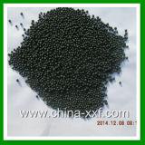 Fertilizante orgânico granulado preto 45%