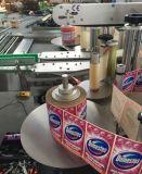 Automatischer zwei Seiten-Flaschen-Aufkleber-Etikettiermaschine