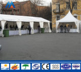 Kundenspezifisches Pagode-Zelt für Partei und Hochzeit