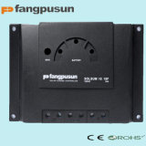 Fangpusun Street Light DEL 12V/24V Remote Solar Charging Intelligence Hybrid Controllers 6A, 8A, 10A avec du CE RoHS, Warranty 2 Years