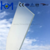 3.2mmは高い伝送の極度の白い太陽ガラスを和らげた