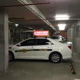 P5タクシーの上LED VesionsはLED表示を広告する車の上層に署名する
