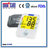 Moniteur électronique de pression sanguine de bras de Digitals de ménage (point d'ébullition 80FH) avec contre éclairé