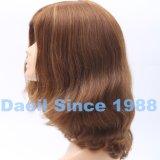 Parrucca superiore francese dei capelli europei
