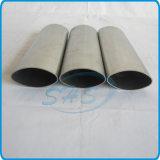 Tubos ovales elípticos del acero inoxidable (tubos)