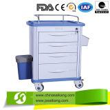 Le chariot médical le plus neuf pour le traitement (CE/FDA/ISO)