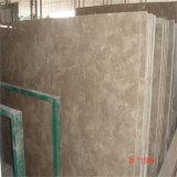 磨かれたベージュ大理石、販売のためのBosyの中国の大理石の灰色