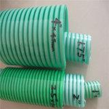 Mangueira personalizada da sução do PVC do tamanho