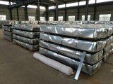 Chapa de aço de /Corrugated/telha de telhadura de aço galvanizadas