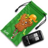 Sacchetto unico del telefono di Microfiber di disegno