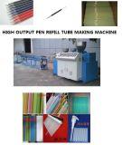 Plastikverdrängenmaschinerie für das Produzieren des Feder-Tinten-Nachfüllungs-Gefäßes