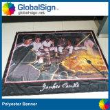 Знамя ткани ткани флага полиэфира 110 GSM