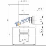 Популярный угловой вентиль для ванной комнаты (T1051)