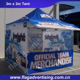 3X3m faciles d'installer la tente se pliante extérieure pour l'événement