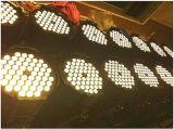 클럽 당 램프 음악 빛 디스코 당 단계 빛을%s 12PCS/54 x 3W 혼합 색깔 동위 램프