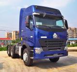 HOWO A7 6X4 420HP 트랙터 트럭