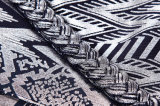 L'Un-Épaule à haute teneur de rencontre annuelle d'étape a tricoté des robes de bandage d'estampage d'or